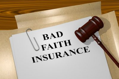 Bad Faith Insurance Claim Denver Lawyer